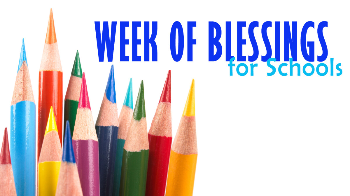 Week of Blessings